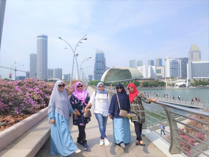 Paket One Day Tour Singapore