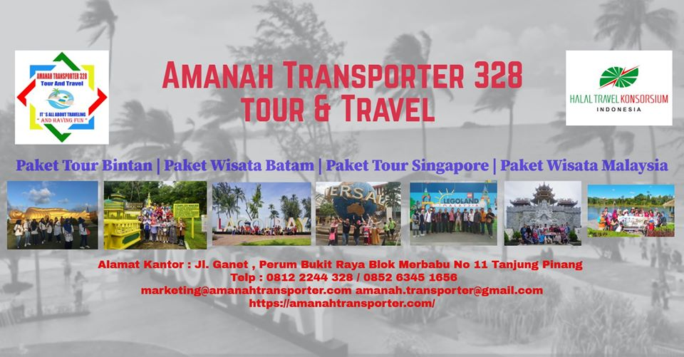 Tour And Travel Bintan
